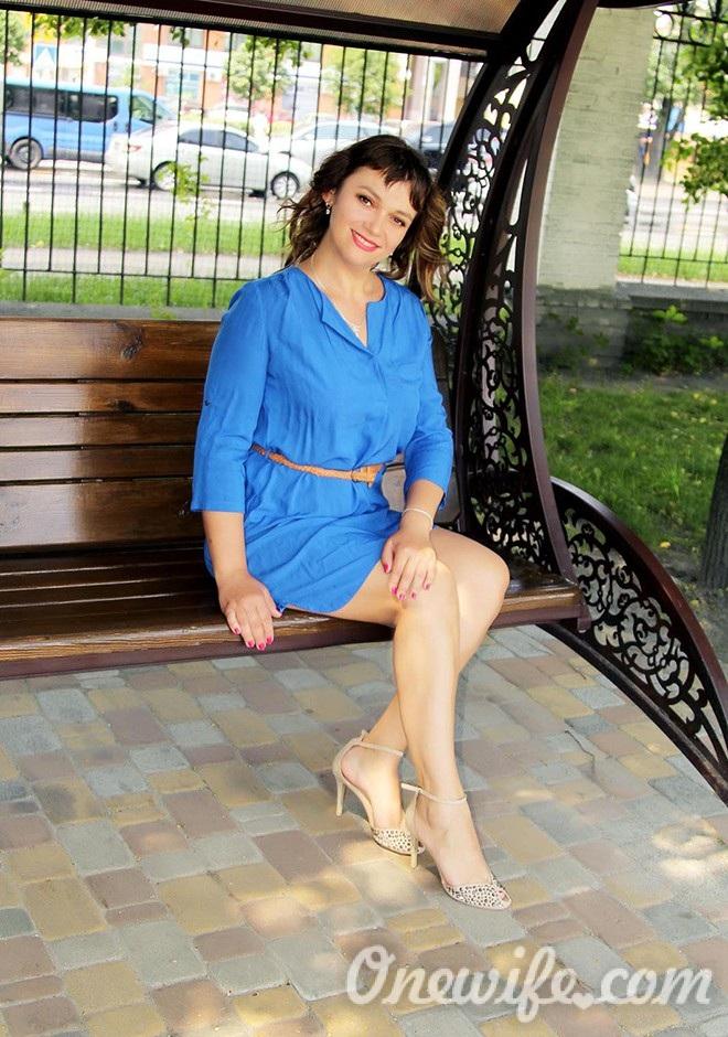 Single girl Irina 40 years old