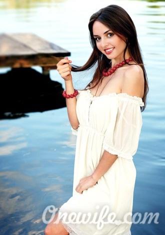 Single girl Elena 31 years old