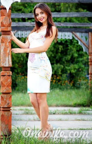 Russian bride Elena from Kharkov