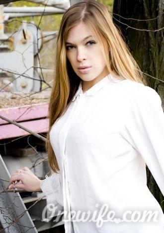 Single girl Anastasia 36 years old