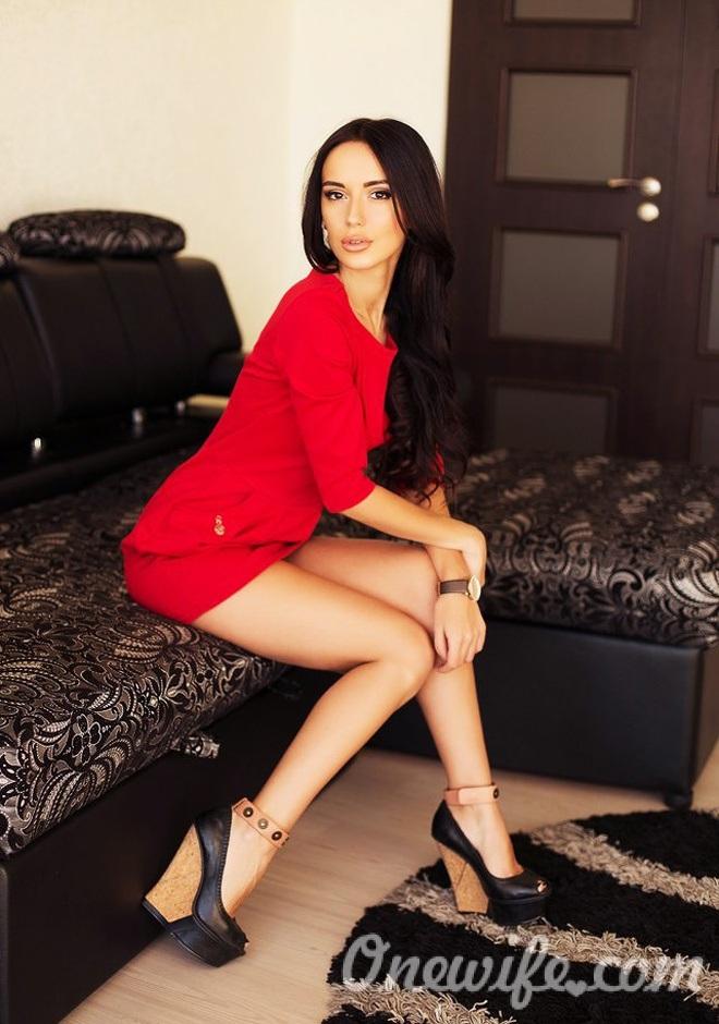 Single girl Kristina 29 years old