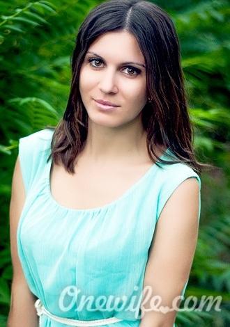 Russian bride Olga from Mariupol