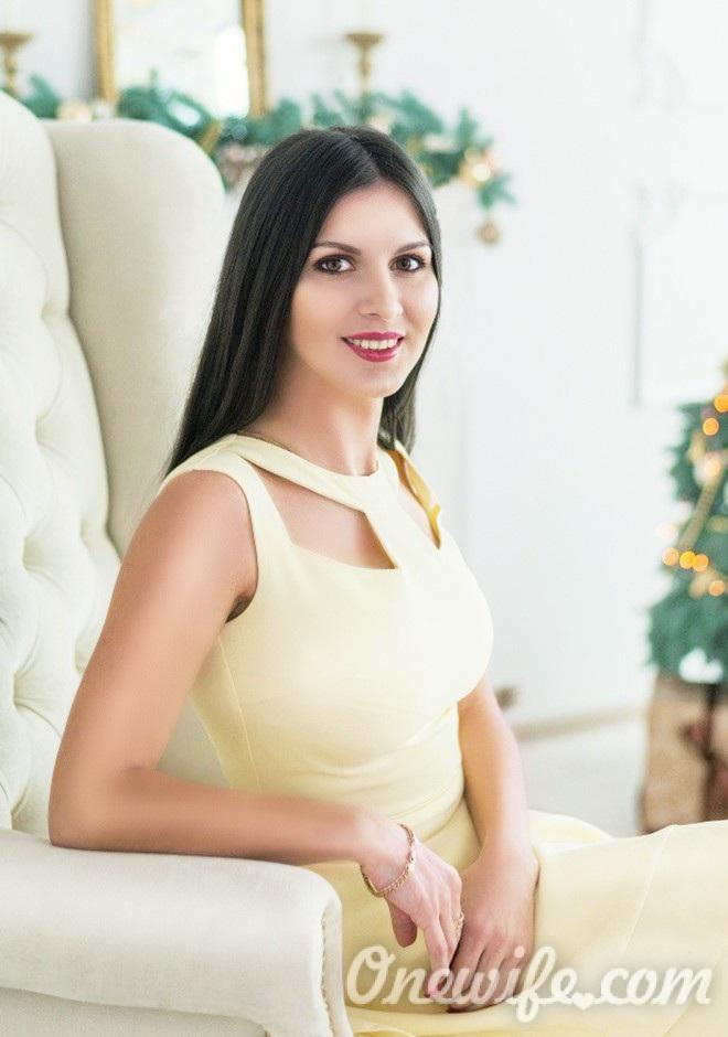 Single girl Olga 33 years old