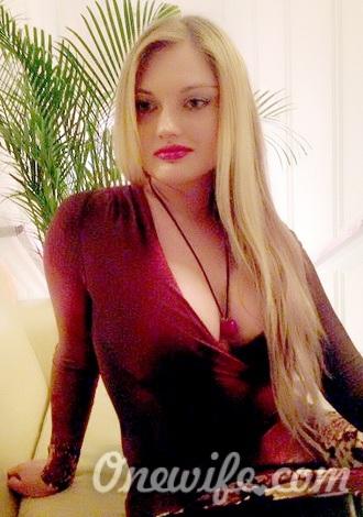 Single girl Yana 36 years old