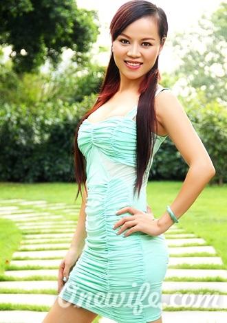 Russian bride Lifang from Nanning