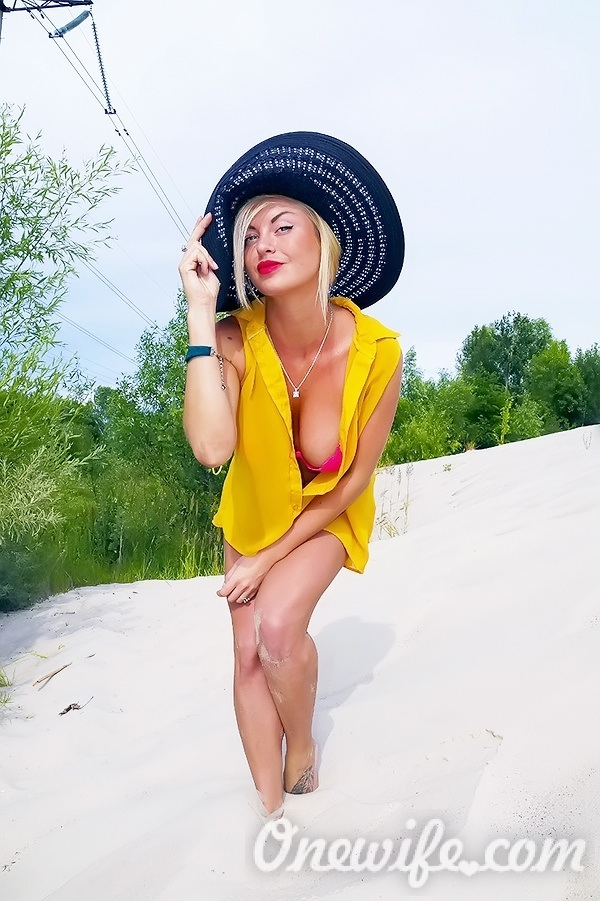 Russian bride Irina from Kiev