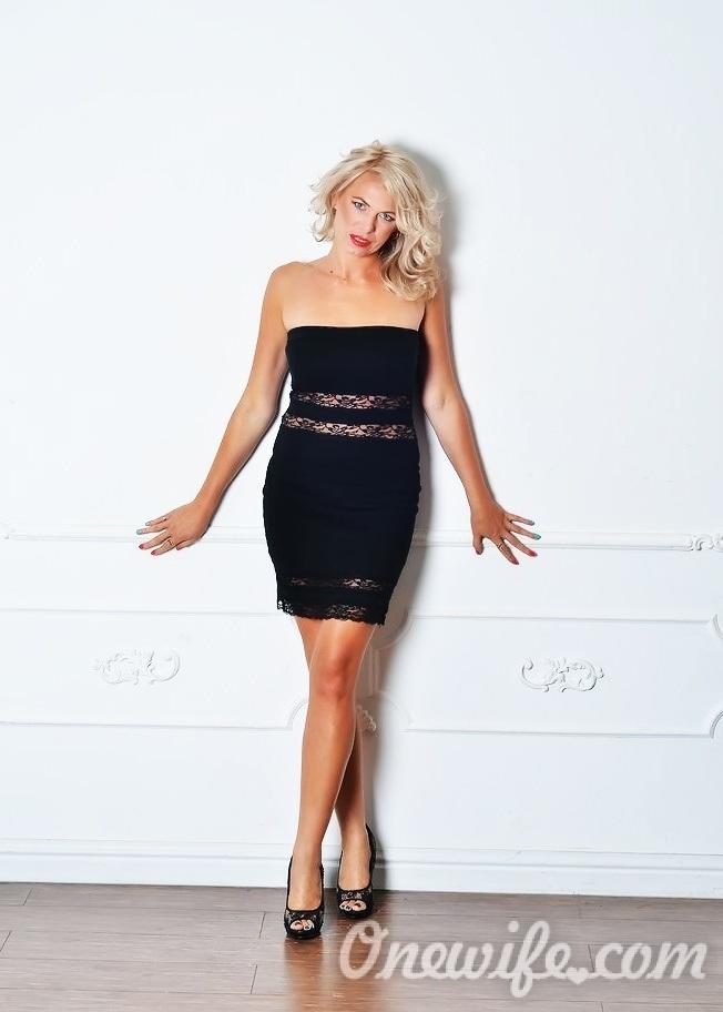 Single girl Valentina 39 years old