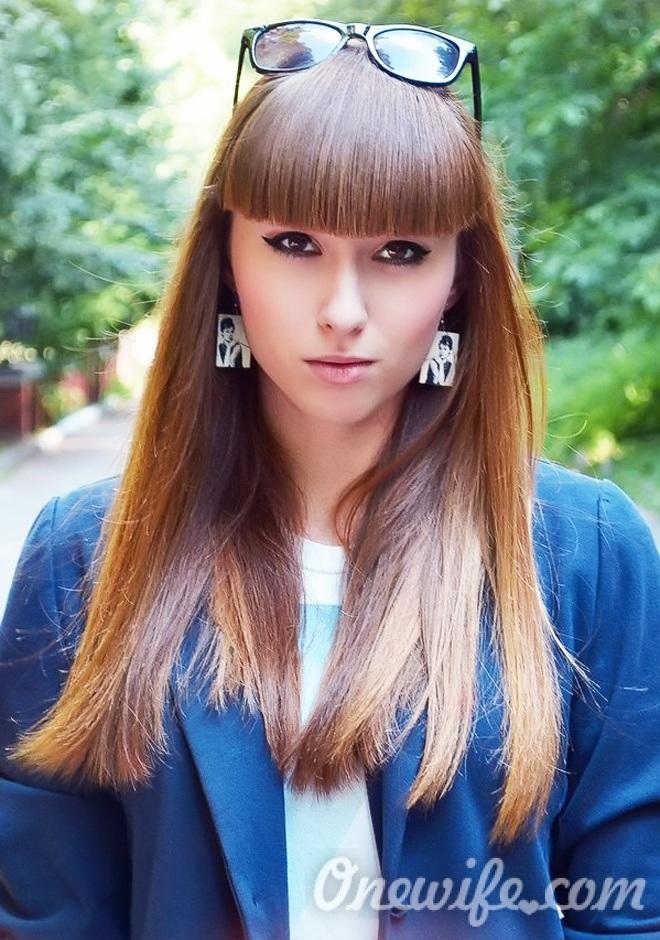 Single girl Valentina 25 years old