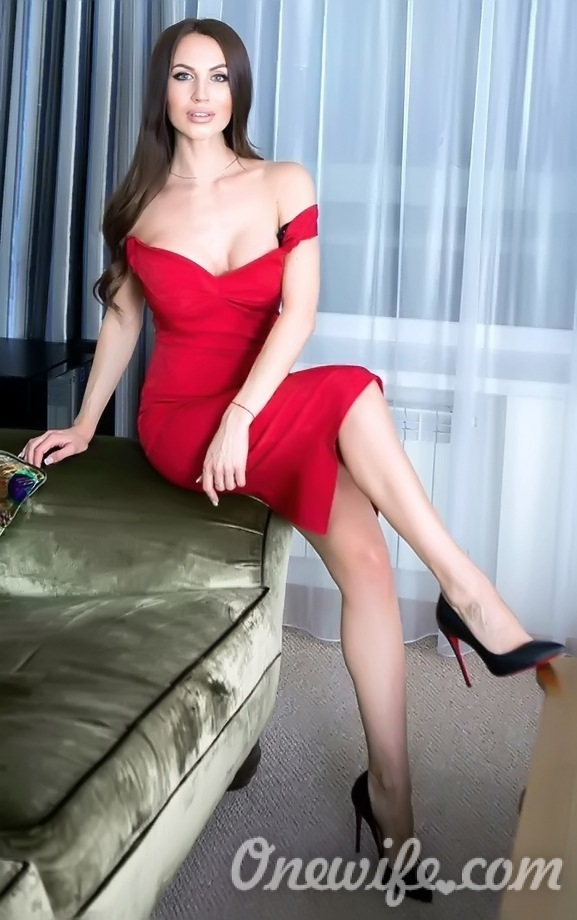 Russian bride Olga from Kiev