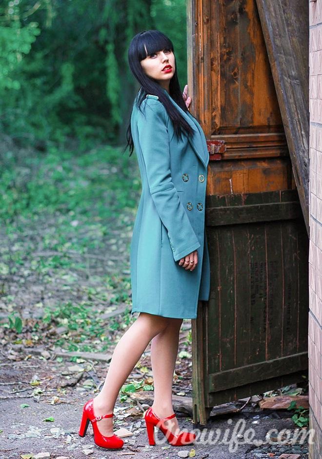 Russian bride Olesia from Vinnytsia