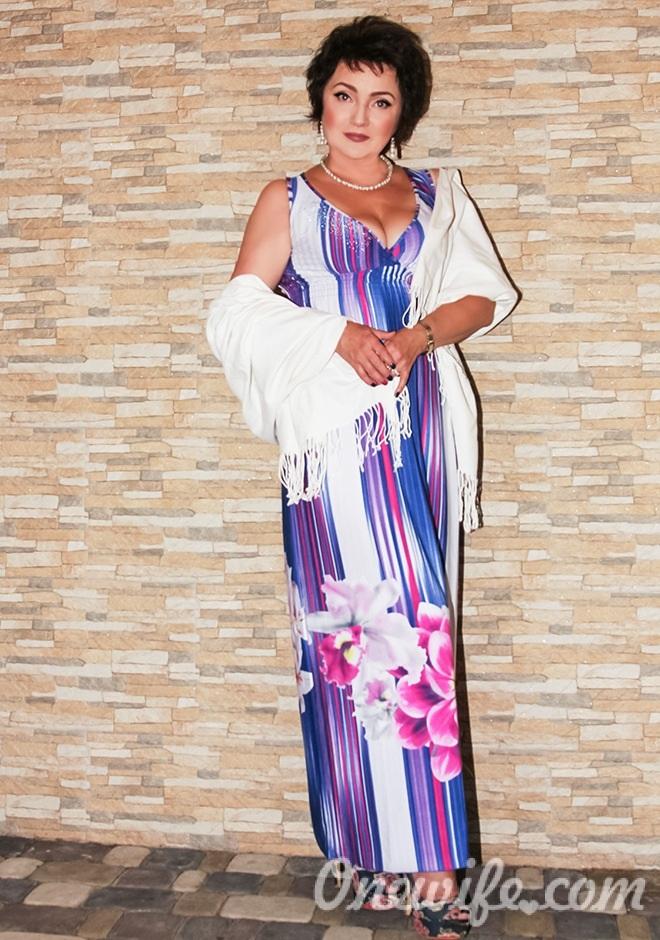 Russian bride Elena from Kiev