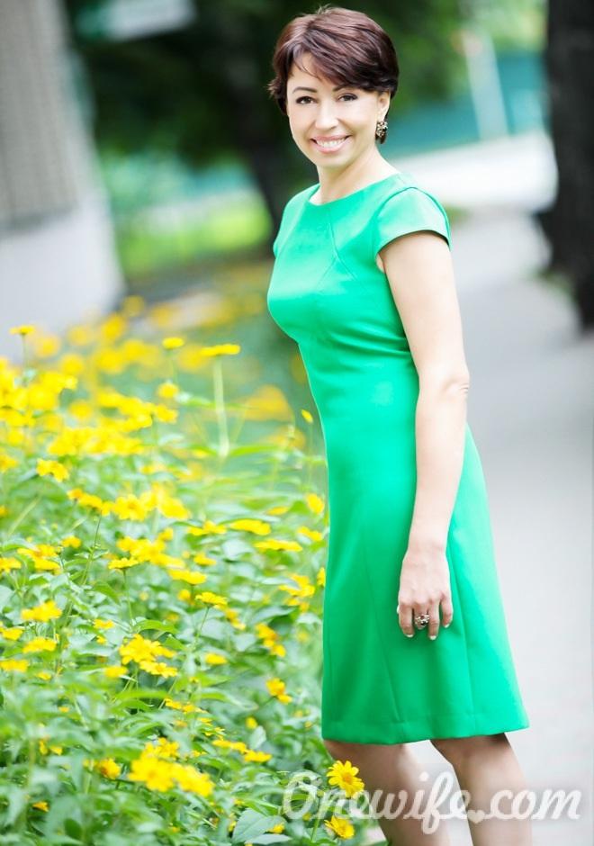 Russian bride Natalia from Khmelnitskyi