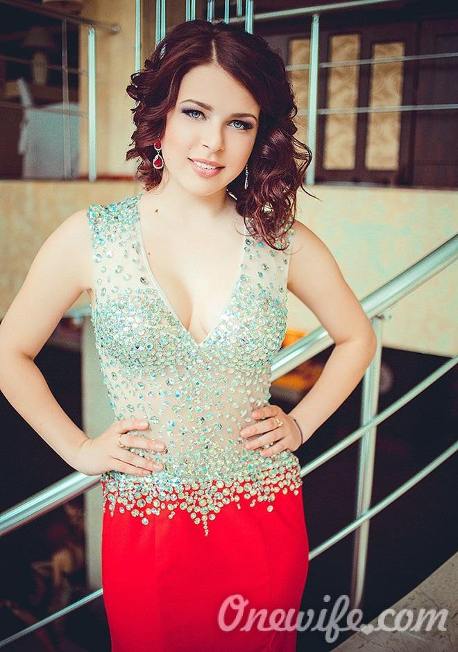 Russian bride Polina from Kiev