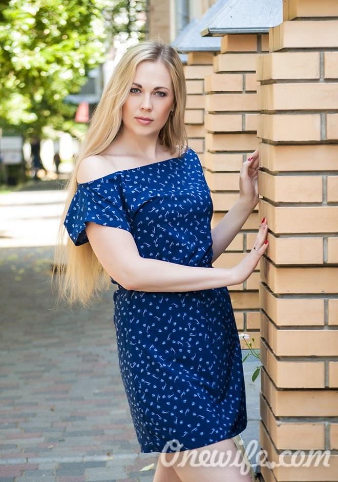 Russian bride Vera from Poltava