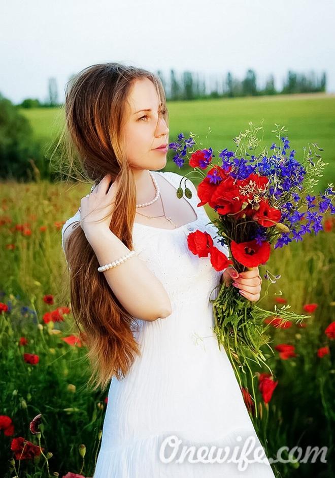 Russian bride Nataliya from Khmelnitskyi