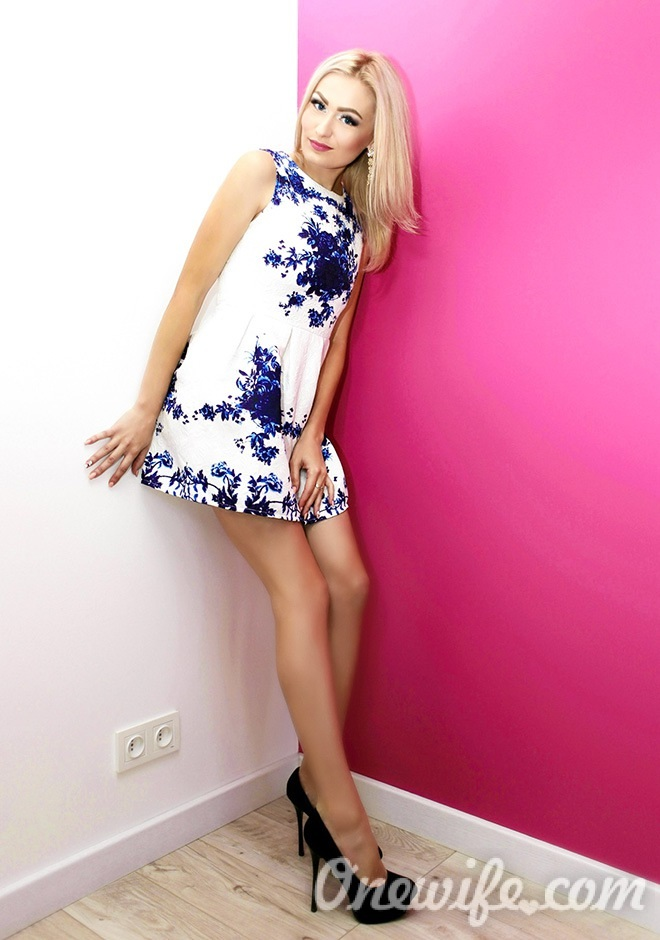 Single girl Yuliya 32 years old