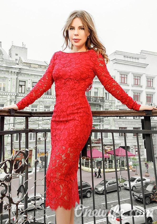 Russian bride Ksenia from Kiev