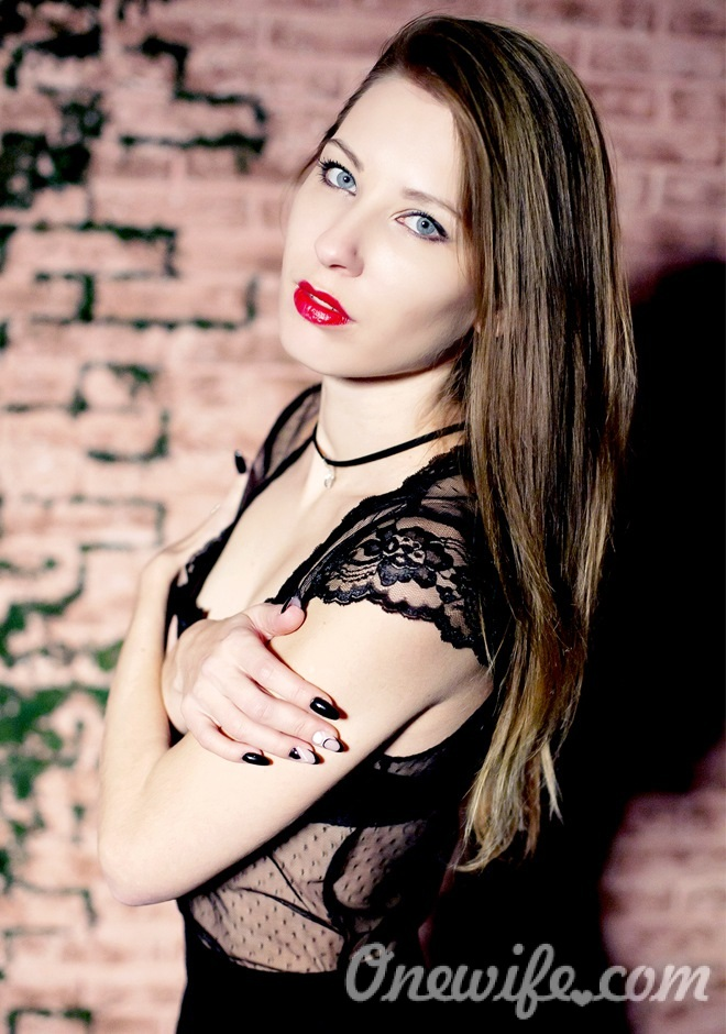Single girl Oksana 30 years old