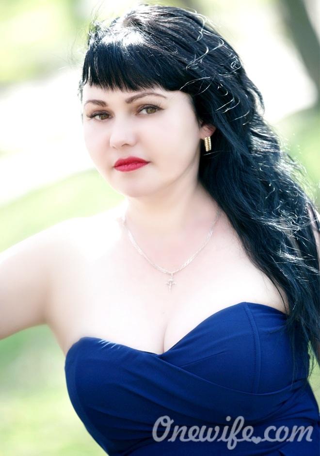 Russian bride Tatyana from Khmelnitskyi