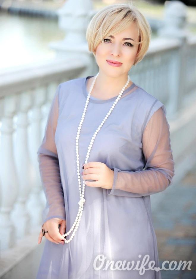 Russian bride Taisa from Kiev