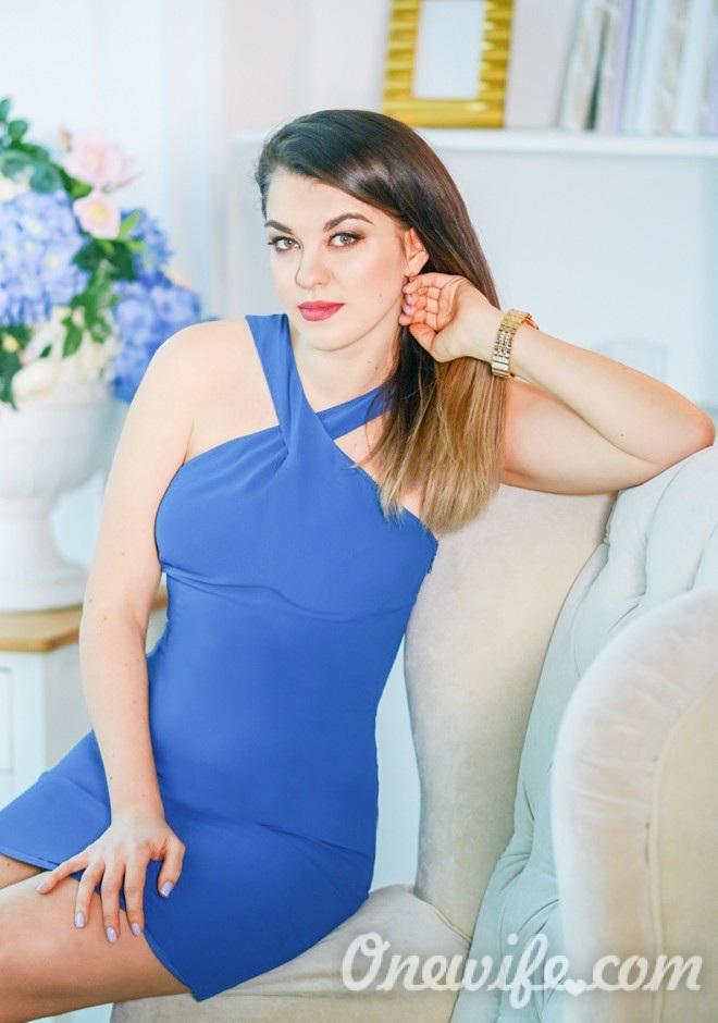 Russian bride Galina from Mariupol