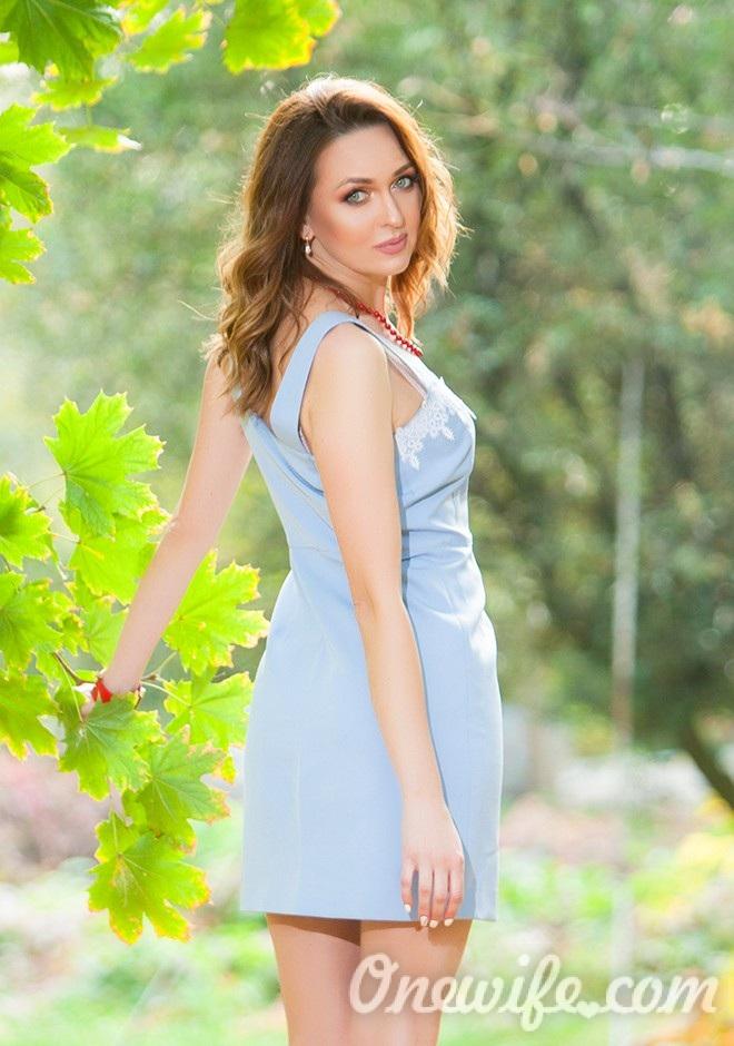 Russian bride Irina from Odessa
