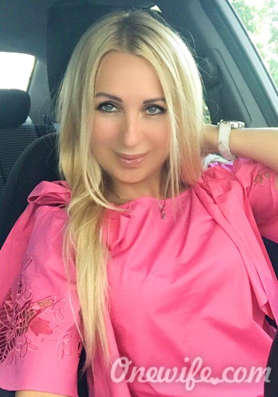 Russian bride Tatiana from Nikolaev
