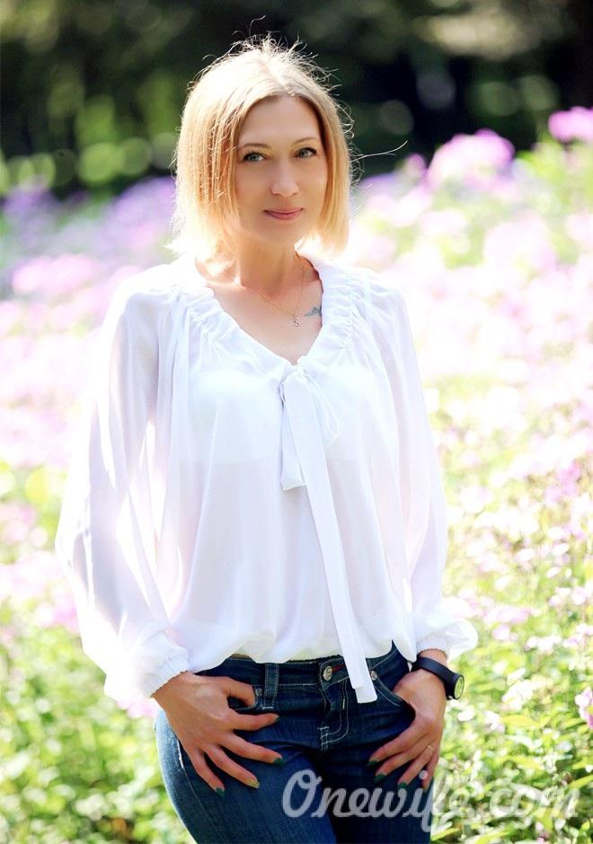 Russian bride Valentina from Khmelnitskyi