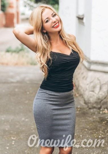 Russian bride Svetlana from Odesa