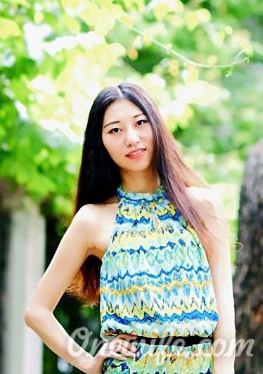 Russian bride Qing from Guangdong