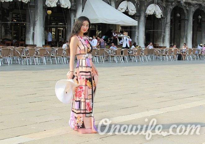 Russian bride Liang from Henan