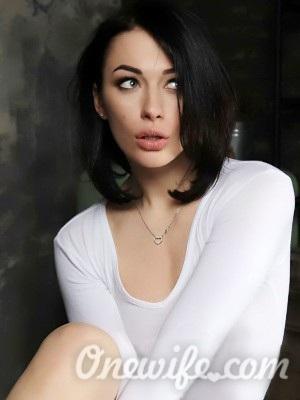 Russian bride Liudmila from Kiev