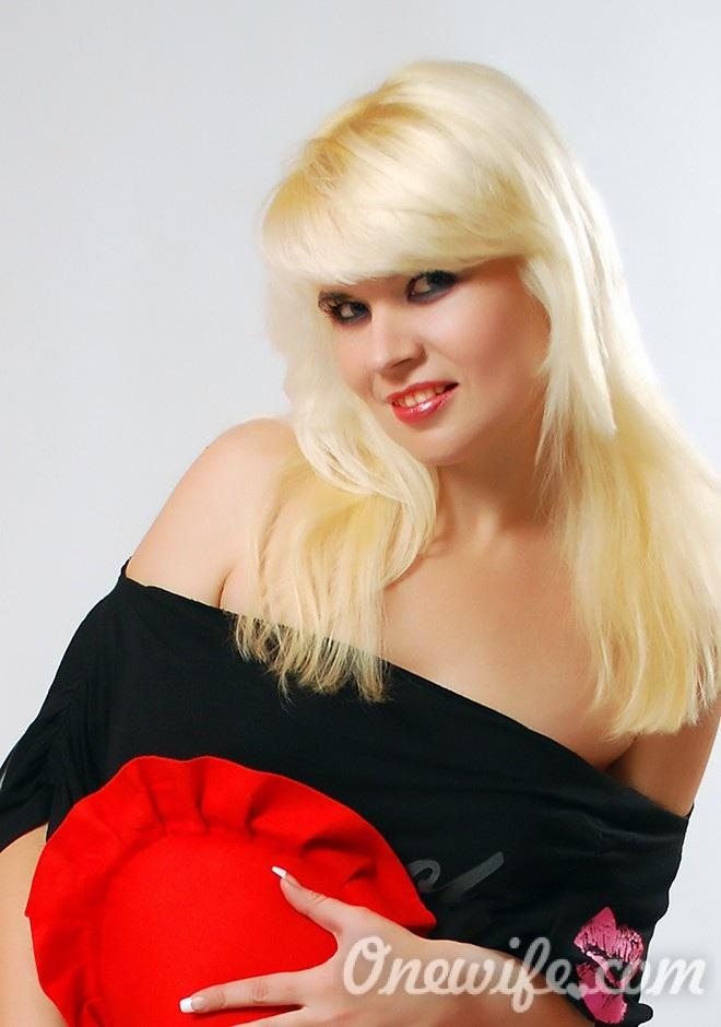 Russian bride Elena from Kryvyi Rih