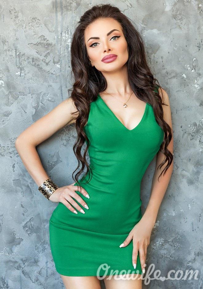 Russian bride Evgeniya from Kiev