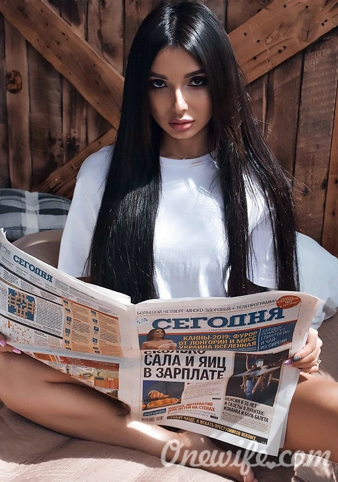 Russian bride Kristina from Kherson