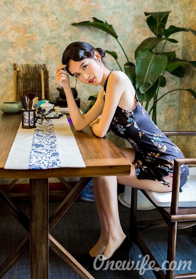 Russian bride Langping (Ping) from Changsha