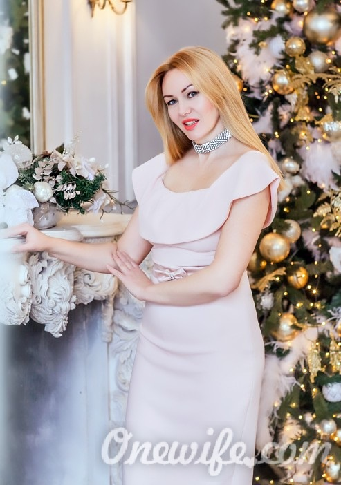 Russian bride Svetlana from Saint Petersburg