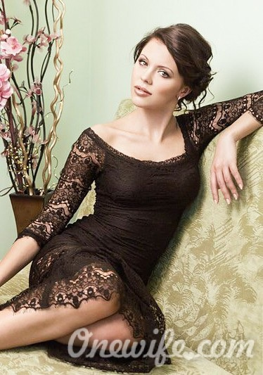 Russian bride Darya from Moscow