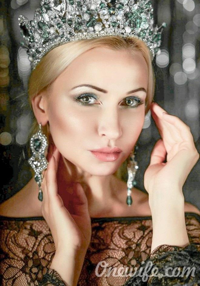 Russian bride Kseniya from Kiev