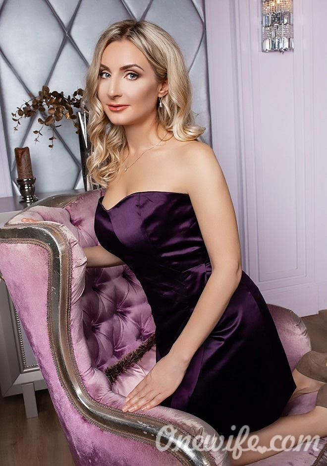 Russian bride Tatyana from Kiev