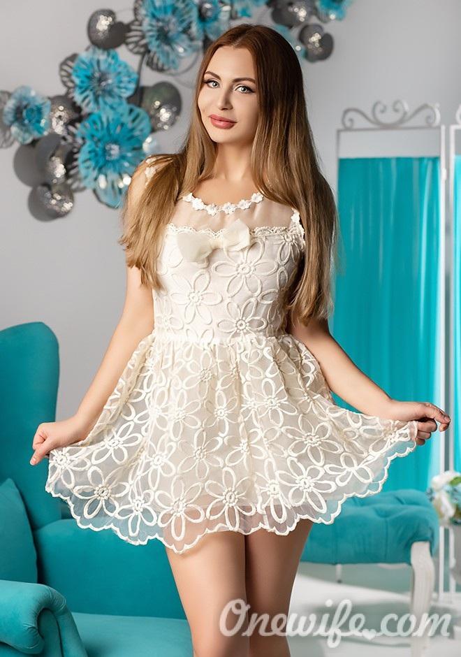Russian bride Ilona from Kiev