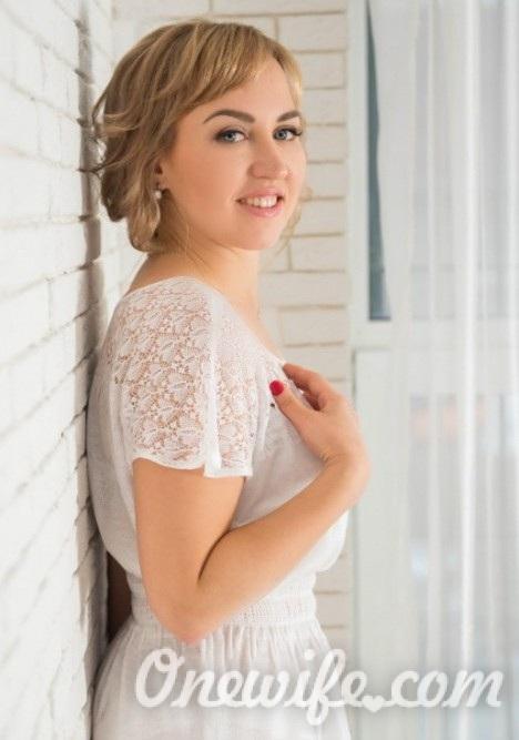 Russian bride Anastasia from Podolsk