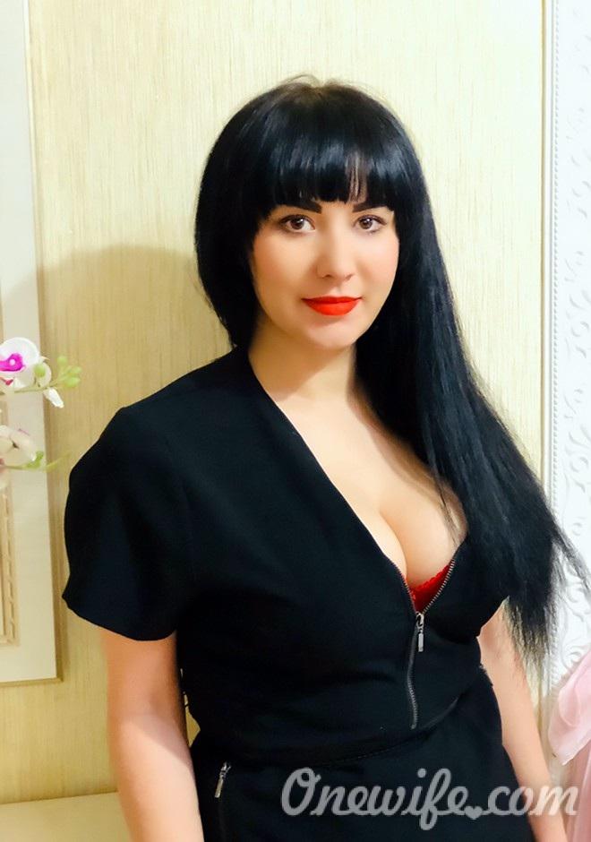 Russian bride Svetlana from Kremenchug
