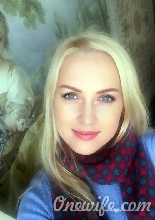 Russian bride Irina from Sosnovyy Bor