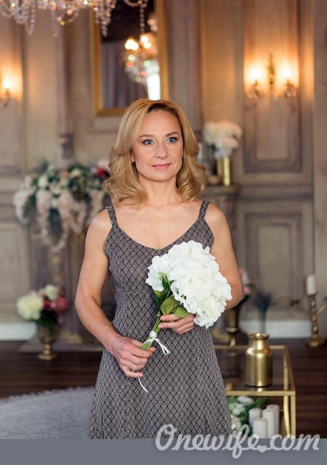 Russian bride Anastasia from Saint Petersburg