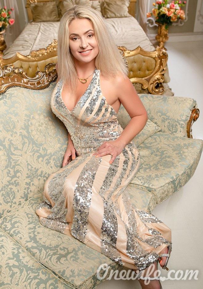 Single girl Olga 48 years old