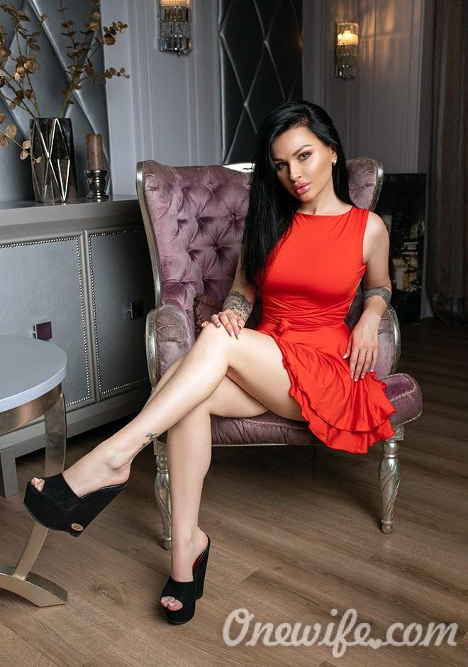 Single girl Olga 37 years old