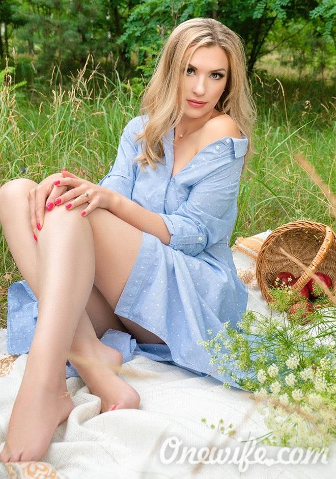 Russian bride Inna from Rovno