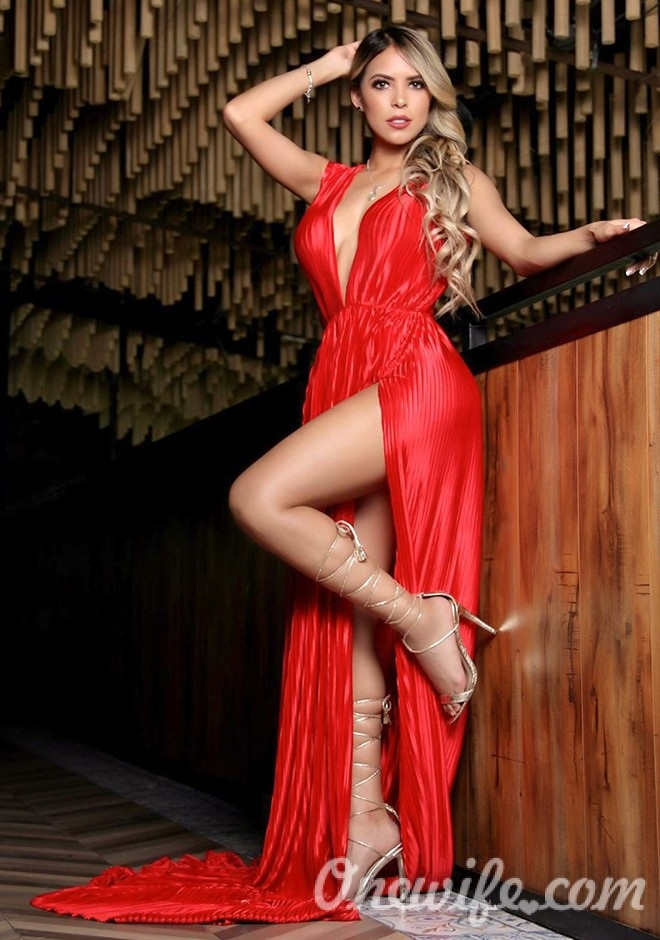 Single girl Jeniffer Paola 26 years old
