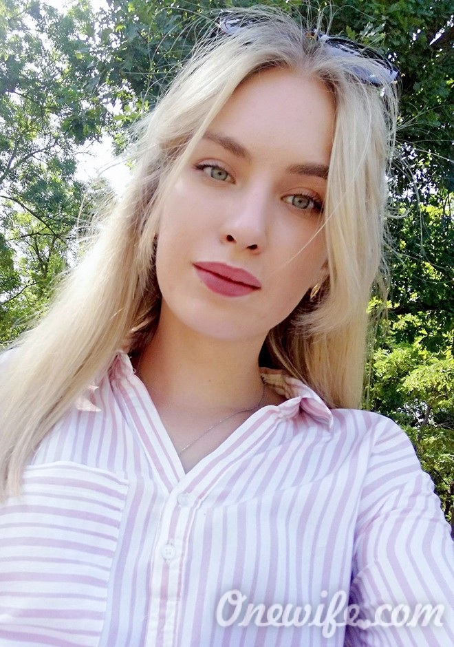 Russian bride Anastasia from Kherson
